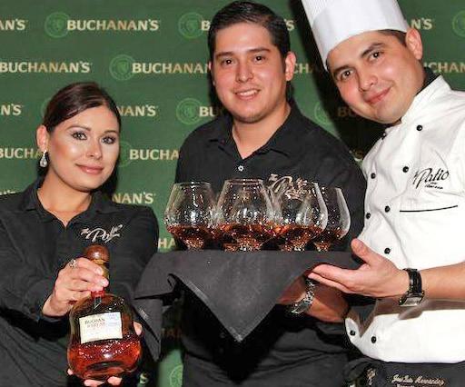 Buchanan - Diageo VIP Hospitality